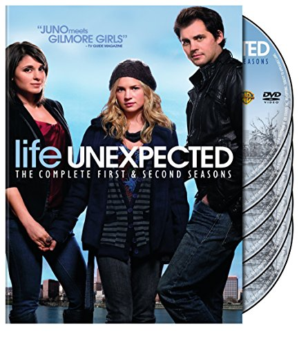 Life Unexpected: The Complete First and Second Seasons DVD