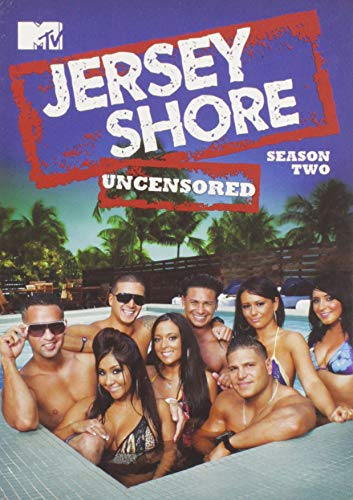 Jersey Shore: Season Two DVD
