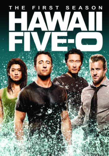 Hawaii Five-0: The First Season DVD