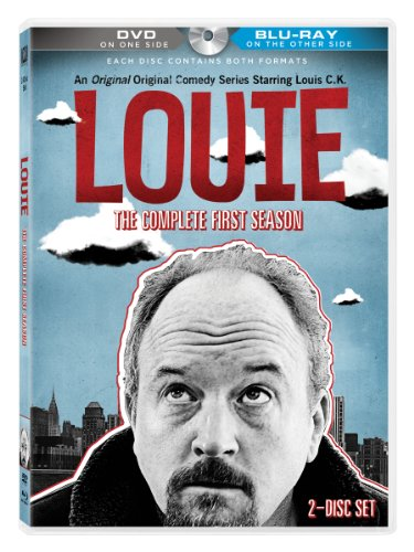 Louie: Season One Two-Disc Blu-ray/DVD Combo in DVD Packaging