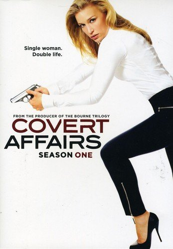 Covert Affairs: Season One DVD