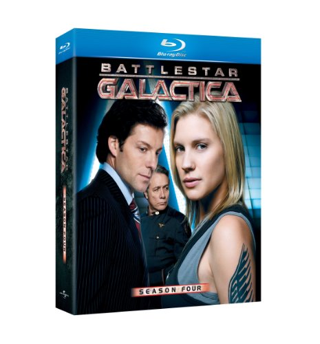 Battlestar Galactica: Season Four [Blu-ray] DVD