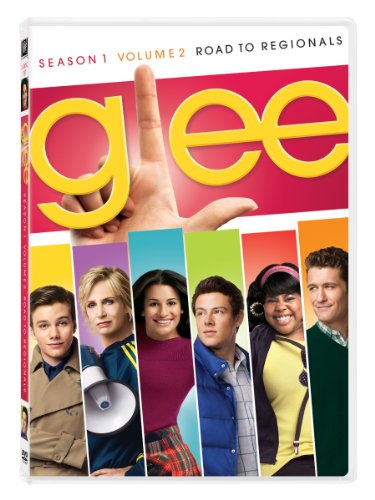 Glee: Season One, Vol. 2 - Road to Regionals DVD