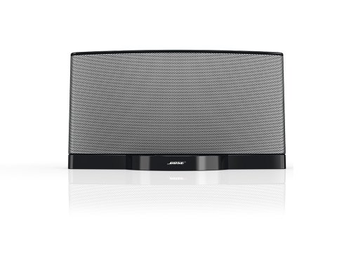 Bose SoundDock II in schwarz