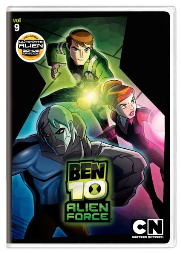 Ben 10 Alien Force, Vol. 9 DVD