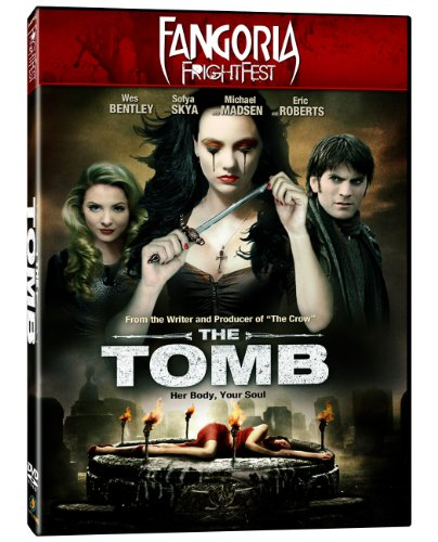 Fangoria Frightfest Presents - The Tomb DVD