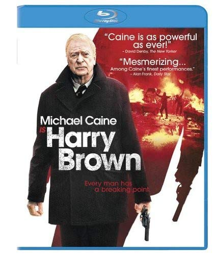 Harry Brown [Blu-ray] DVD