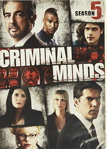 Criminal Minds: Fifth Season DVD