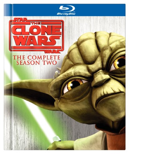Star Wars: The Clone Wars - The Complete Season Two [Blu-ray] DVD