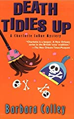Death Tidies Up by Barbara Colley