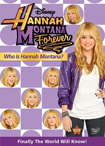 Hannah Montana: Who Is Hannah Montana DVD