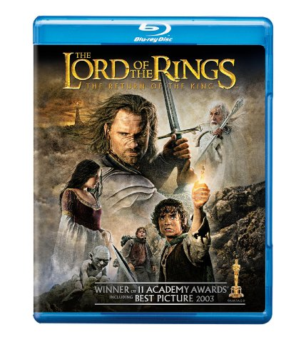 The Lord of the Rings: The Return of the King [Blu-ray] DVD