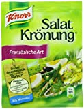 Knorr Salat Kronung Franzosische Art (Salad Herbs, French-Style), 5 Count Packet