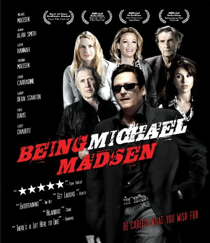 Being Michael Madsen [Blu-ray] DVD