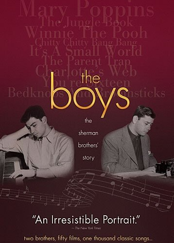 The Boys: The Sherman Brothers Story cover
