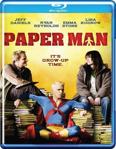 Paper Man [Blu-ray] DVD