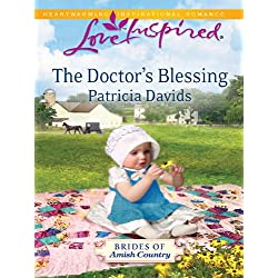 The Doctor's Blessing (Brides of Amish Country Book 2)