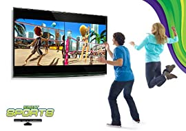 Screenshot: Kinect Sports