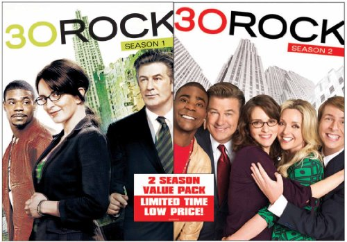 30 Rock: Season 1 &amp; 2  DVD