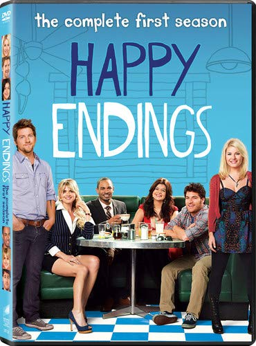 Happy Endings: The Complete First Season DVD