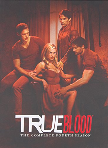 True Blood: The Complete Fourth Season DVD