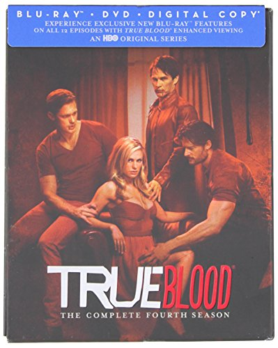 True Blood: The Complete Fourth Season [Blu-ray] DVD