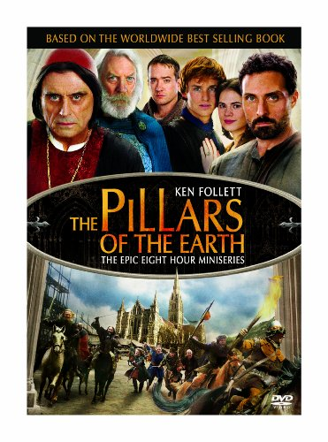 The Pillars of the Earth DVD