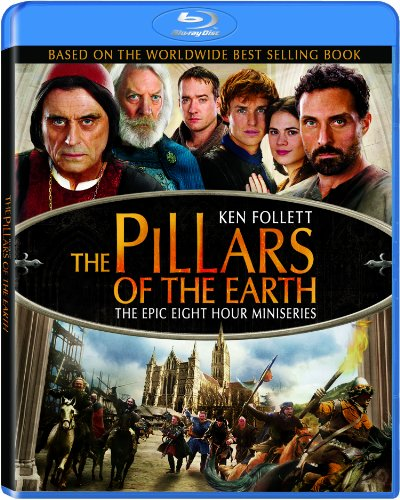 The Pillars of the Earth [Blu-ray] DVD