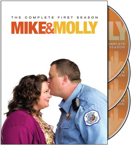 Mike & Molly: The Complete First Season DVD