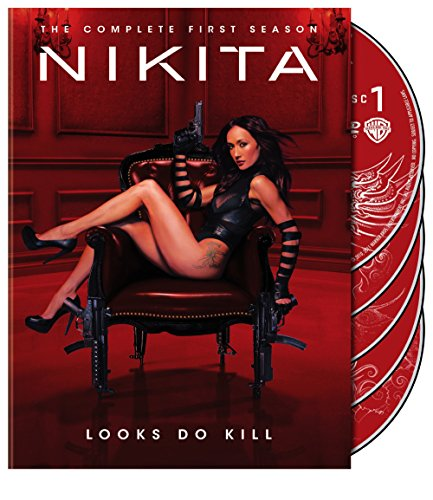 Nikita: The Complete First Season DVD