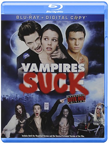 Vampires Suck [Blu-ray] DVD