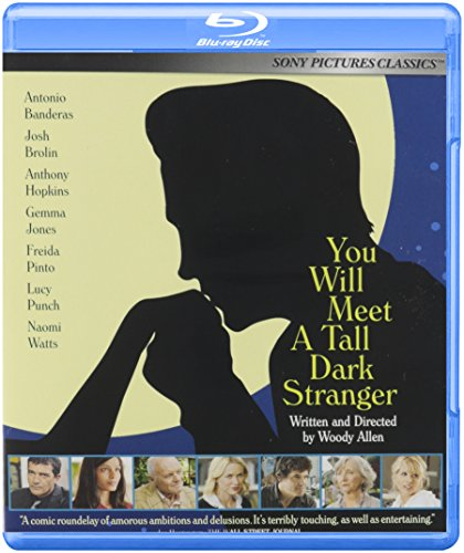 You Will Meet a Tall Dark Stranger [Blu-ray] DVD