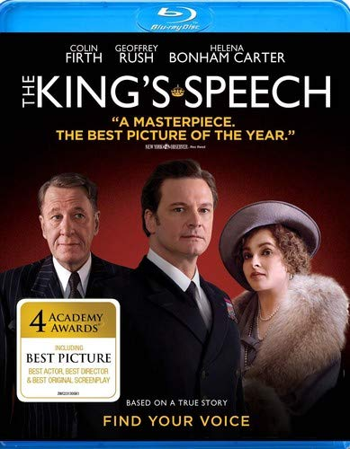 The King's Speech [Blu-ray] DVD