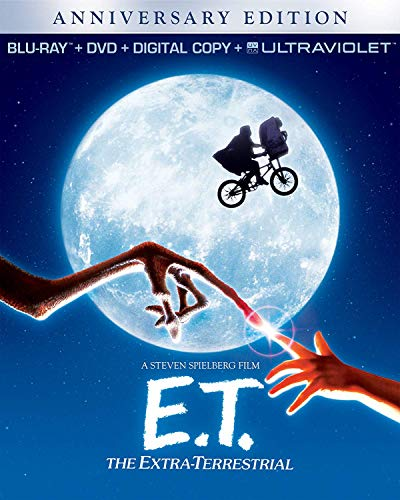 E.T. The Extra-Terrestrial Anniversary Edition cover