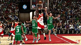 Screenshot: NBA 2K11