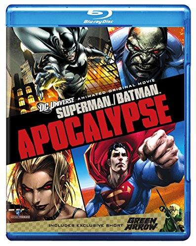 Superman/Batman: Apocalypse cover
