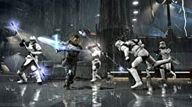 Screenshot: Star Wars - The Force Unleashed II