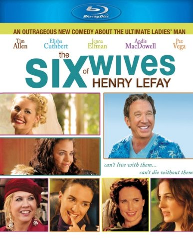 The Six Wives Of Henry Lefay [Blu-ray] DVD