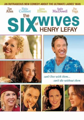 The Six Wives Of Henry Lefay DVD