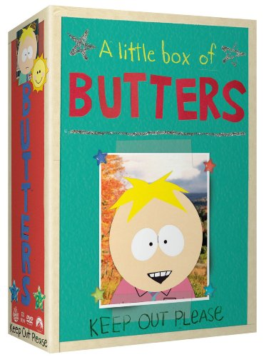 South Park: A Little Box of Butters DVD