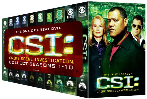 CSI: Crime Scene Investigation - The Tenth Season DVD
