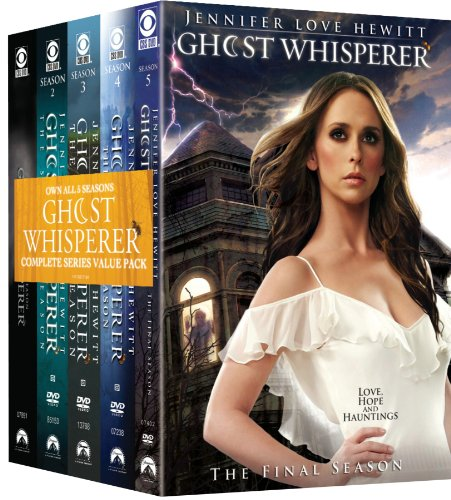 Ghost Whisperer: Complete Series Pack  DVD