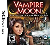 Vampire Moon: Mystery of the Hidden Sun (Nintendo DS)