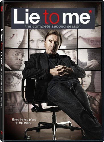 Lie to Me: Season Two DVD