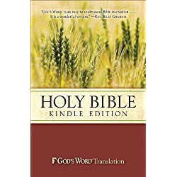 Holy Bible, GOD'S WORD Translation