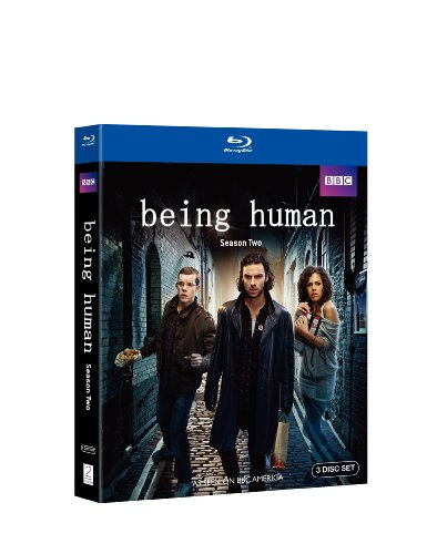 Being Human Season 2 cover