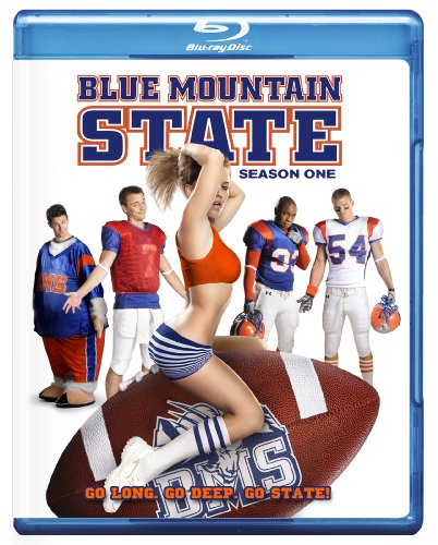 Blue Mountain State: Season One [Blu-ray] DVD