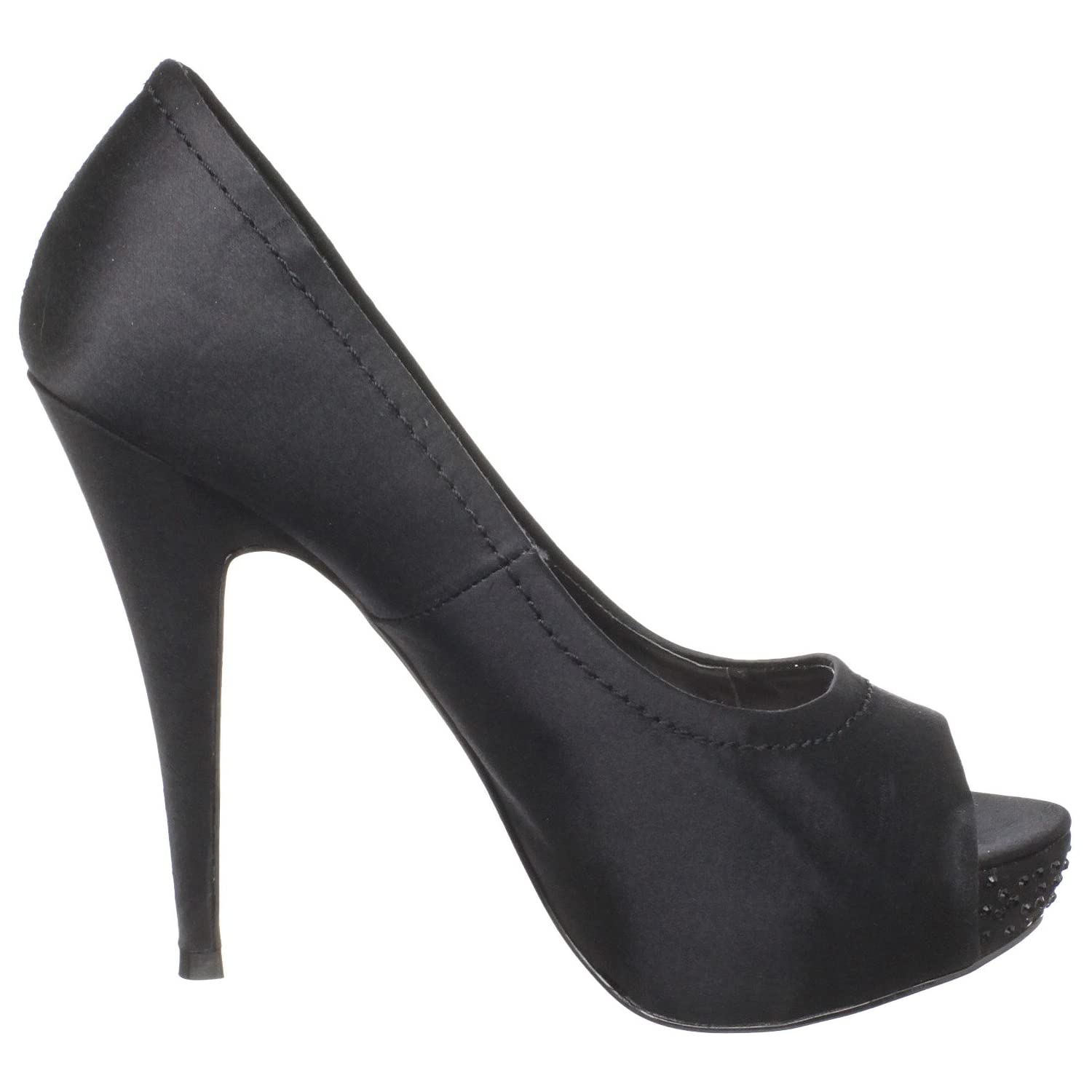 Steve Madden - Feelixx Open-Toe Pump