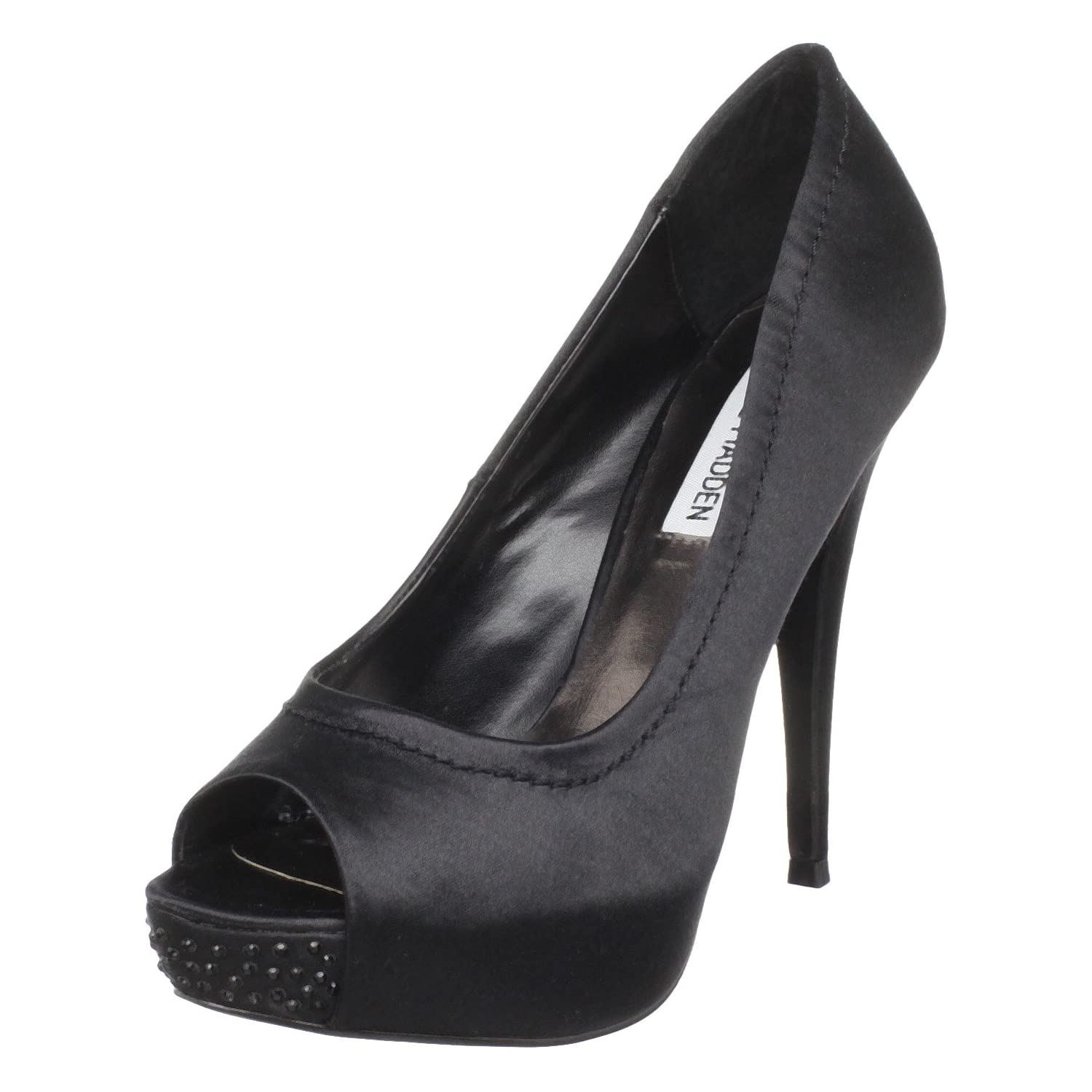 Steve Madden - Feelixx Open-Toe Pump :  pumps heels shoes womens shoes