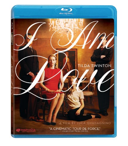 I Am Love [Blu-ray] DVD